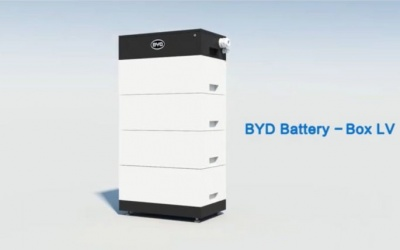 Solution Stockage Batterie BYD-LV Triphasé